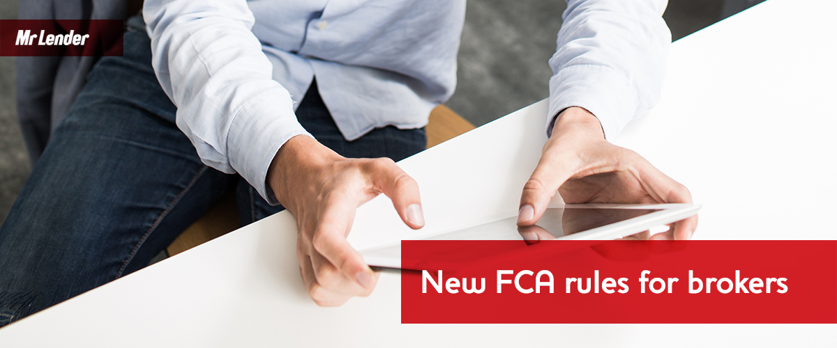 New FCA rules for brokers