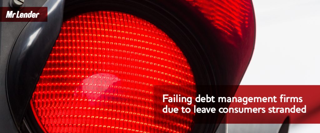Mr Lender: Failing debt management firms due to leave consumers stranded