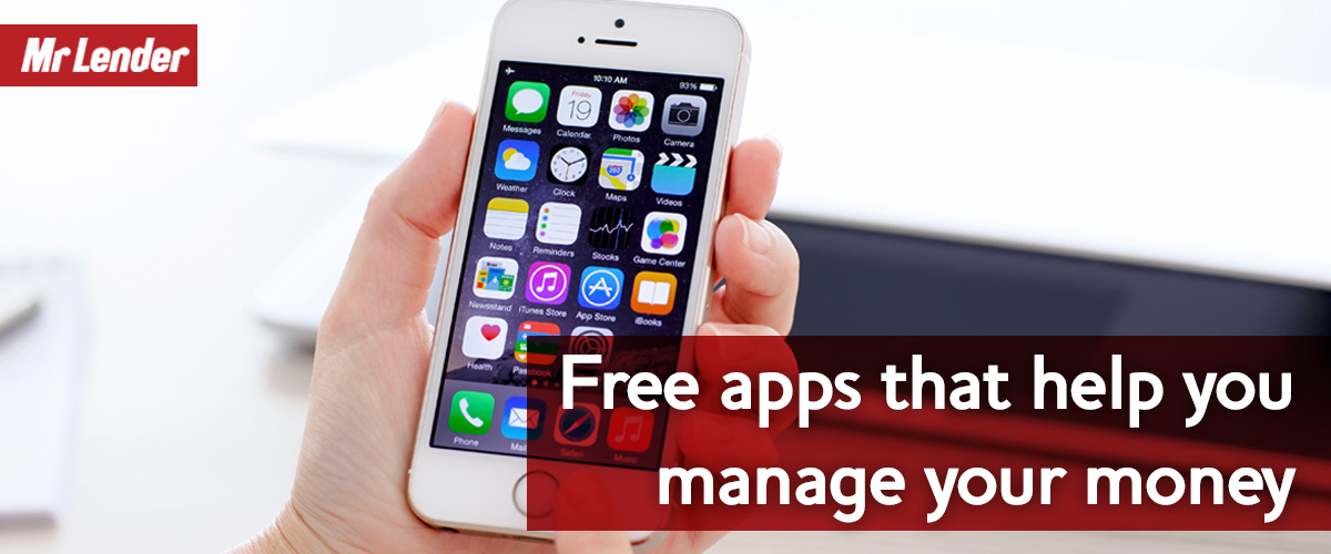 Free apps that help you manage your money