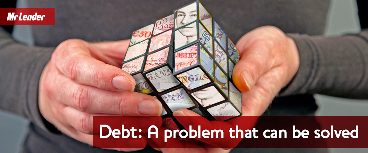 Debt - a problem that can be solved