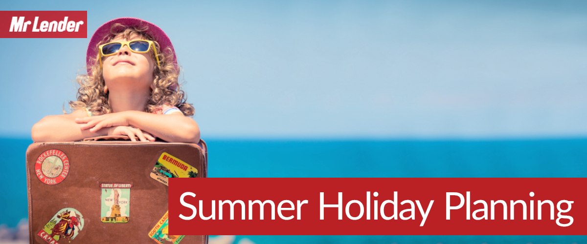 Summer holiday planning