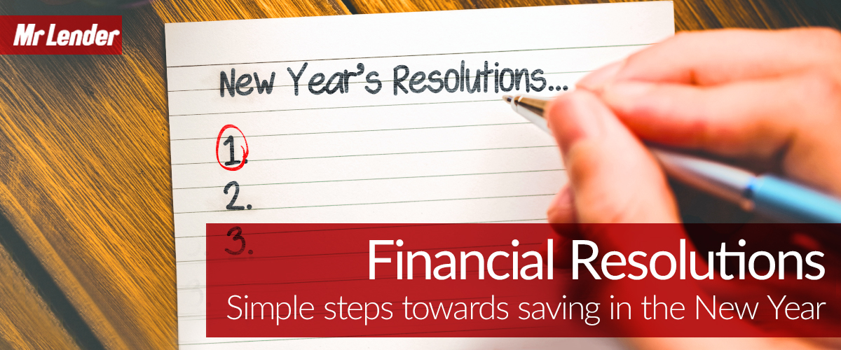 Financial resolutions 2016