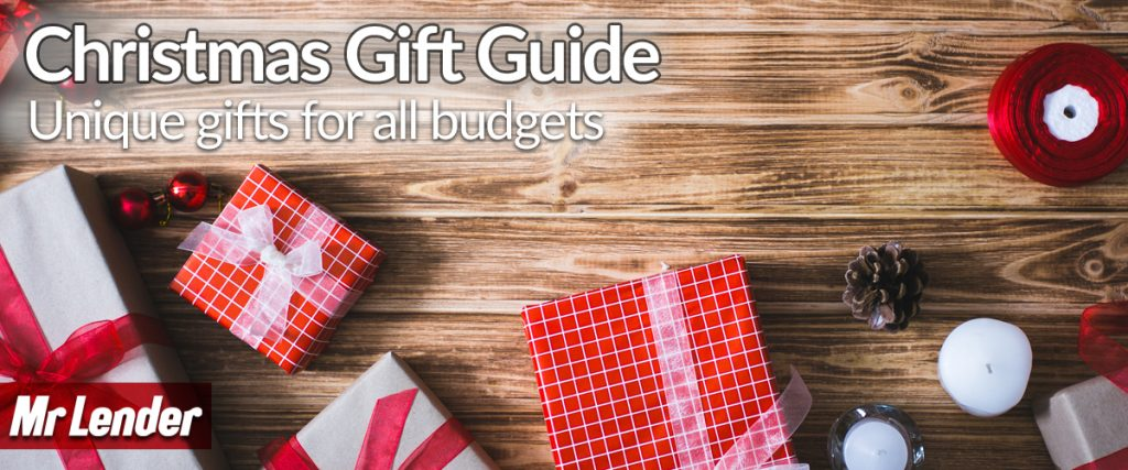 Christmas gift guide from mr lender