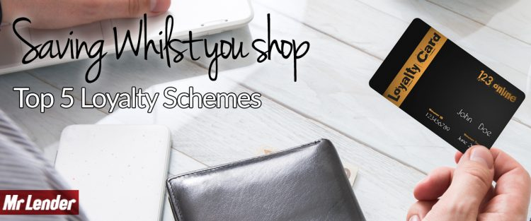Top 5 loyalty schemes by Mr Lender
