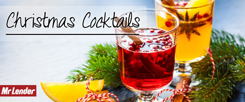 Christmas inspired cocktail recipes