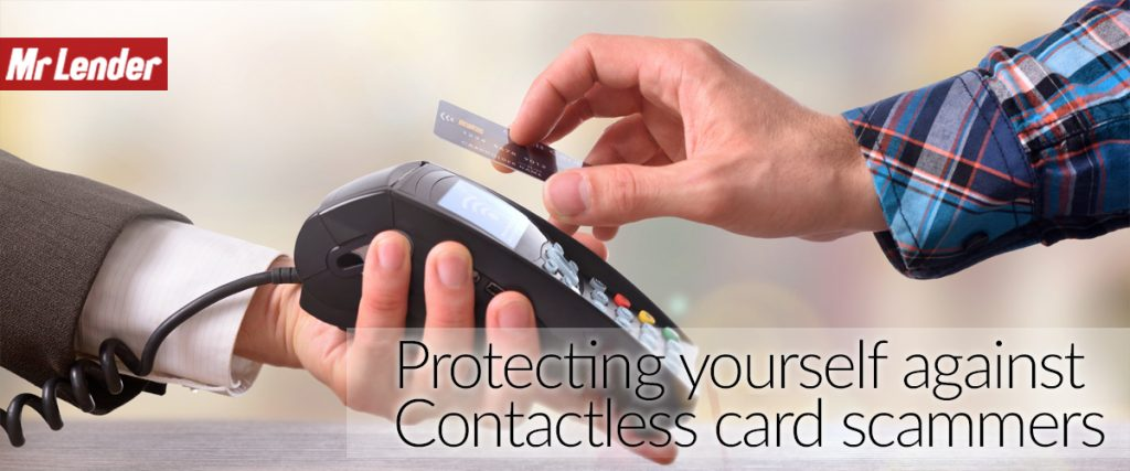 protecting yourself from contactless card scammers