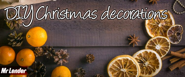 DIY Christmas Decorations by Mr Lender