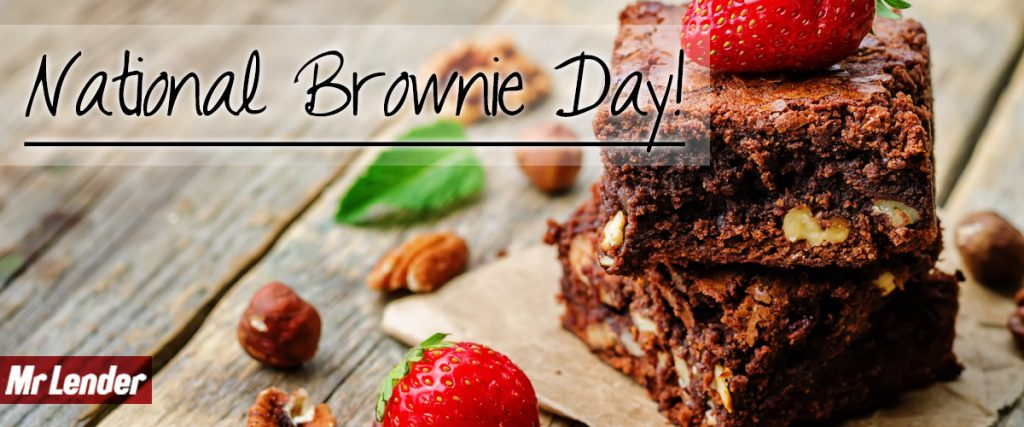 national brownie day - christmas recipes by mr lender