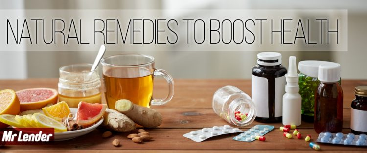 Natural Alternative Remedies to boost your health