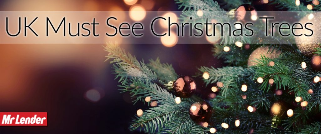 Must see Christmas Trees in the UK by Mr Lender