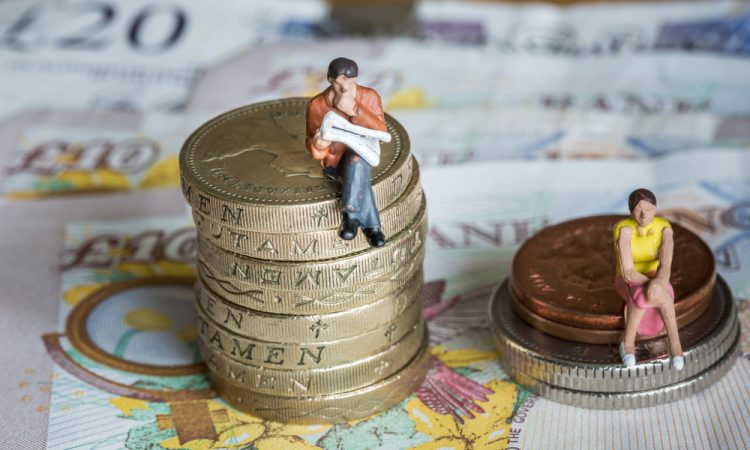 Gender pay gap now at 5%