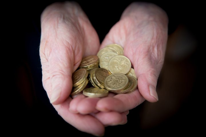 One Third of UK Families Living Below the Minimum Income Standard