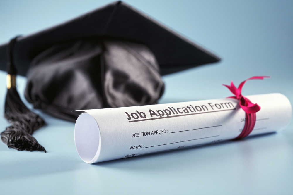 How to get your first graduate job