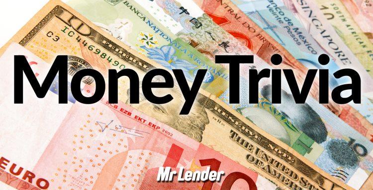 money trivia