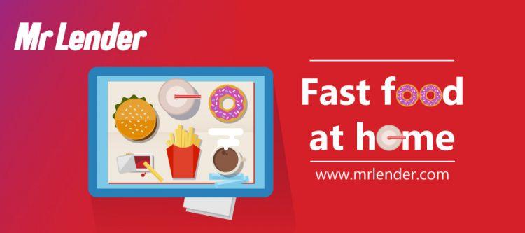 fast food take away