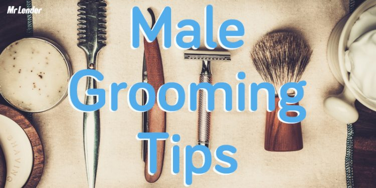 male grooming tips