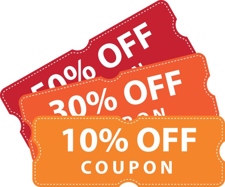 discount voucher coupons