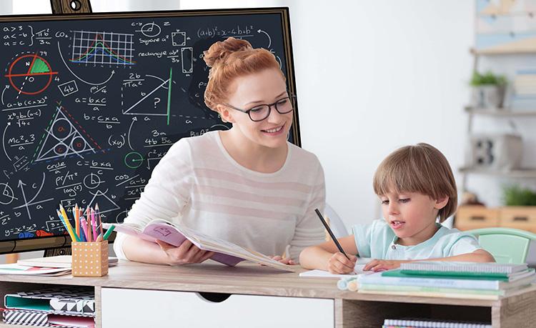 home schooling homework