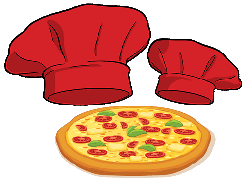 Pizza Chef Hats