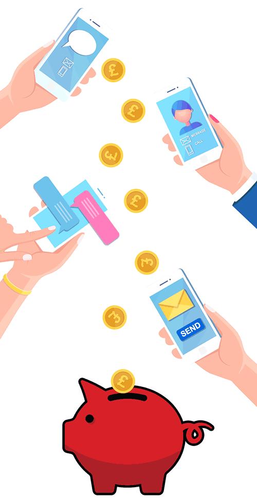 mobile phone savings