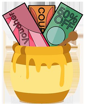 honey voucher codes