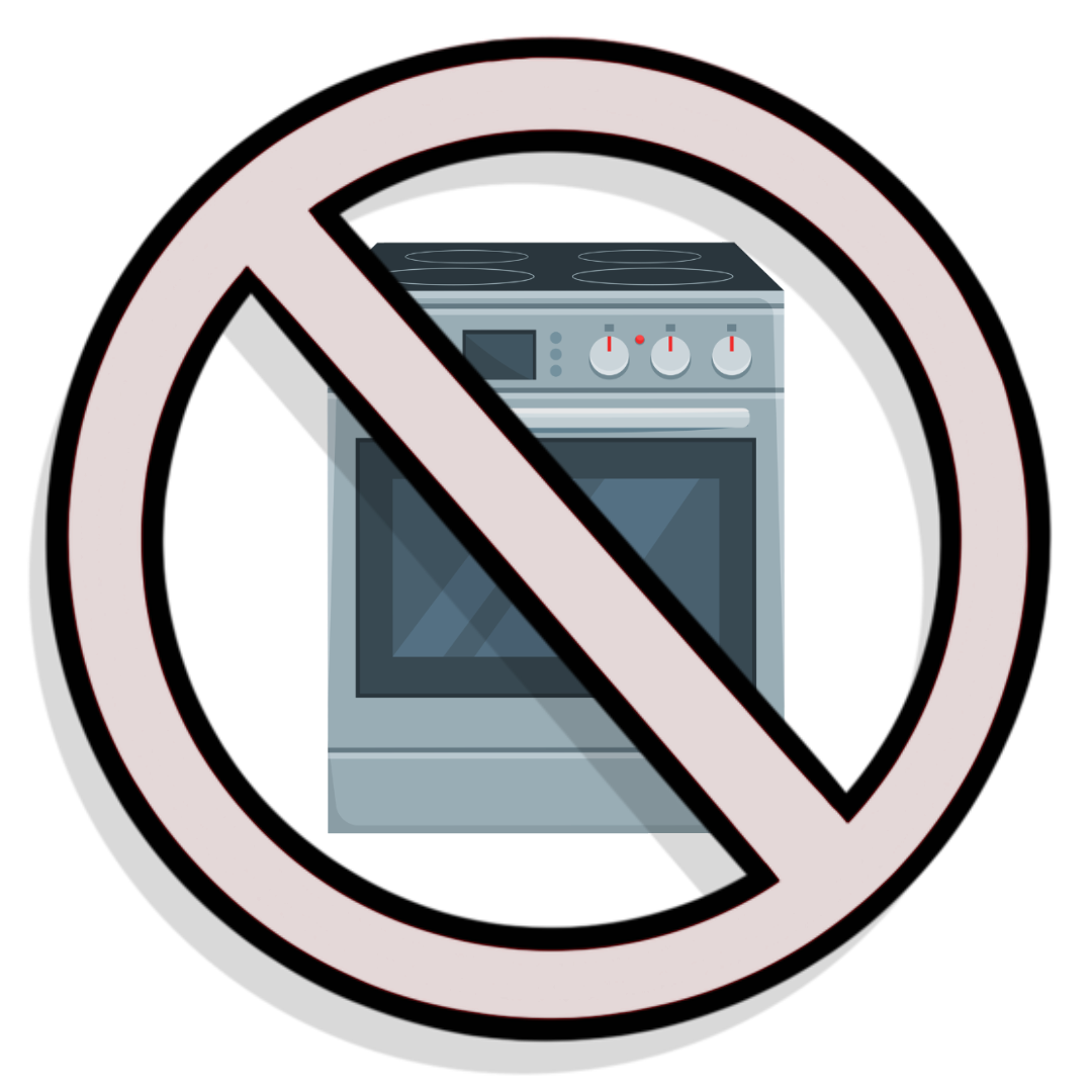 No Cooking